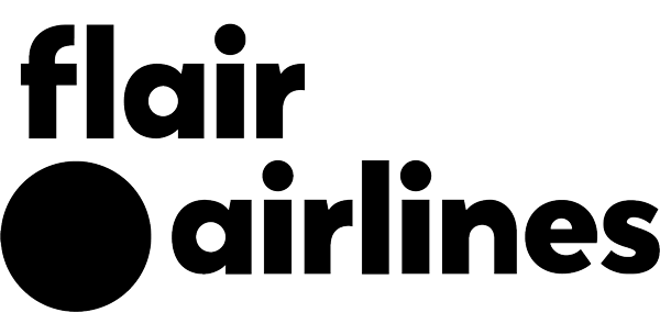 flair logo with link to their home page