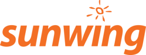 Sunwing check-in page.